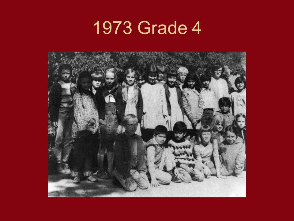 1973 Grade 4