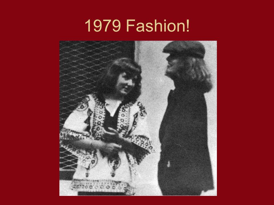 1979 Fashion!