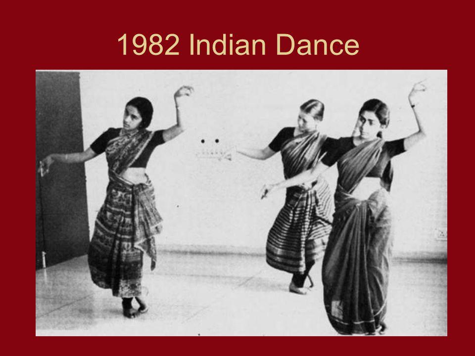 1982 Indian Dance