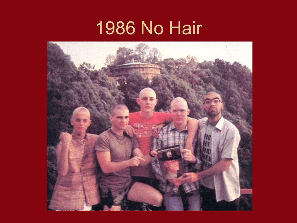 1986 No Hair
