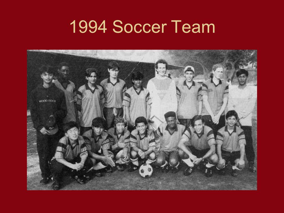 1994 Soccer Team