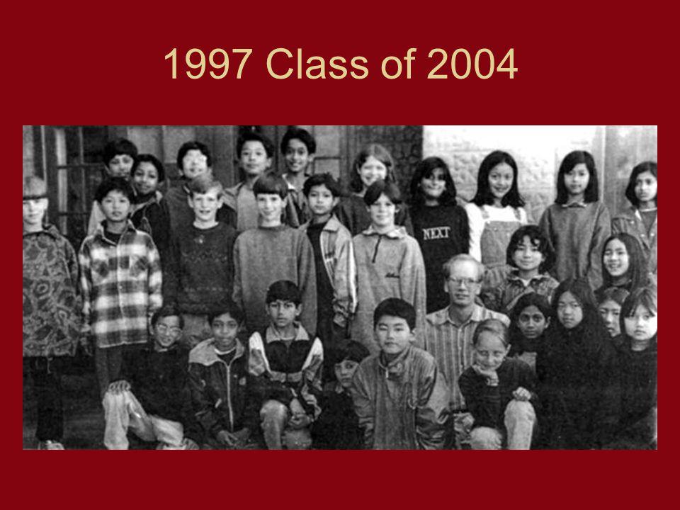 1997 Class of 2004