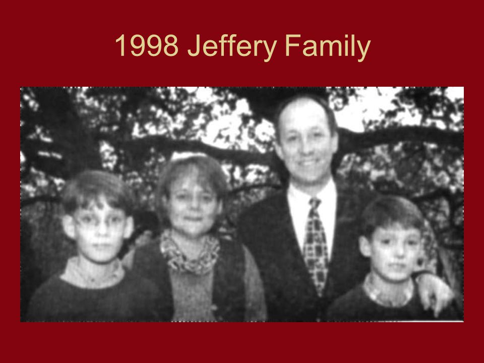 1998 Jeffery Family