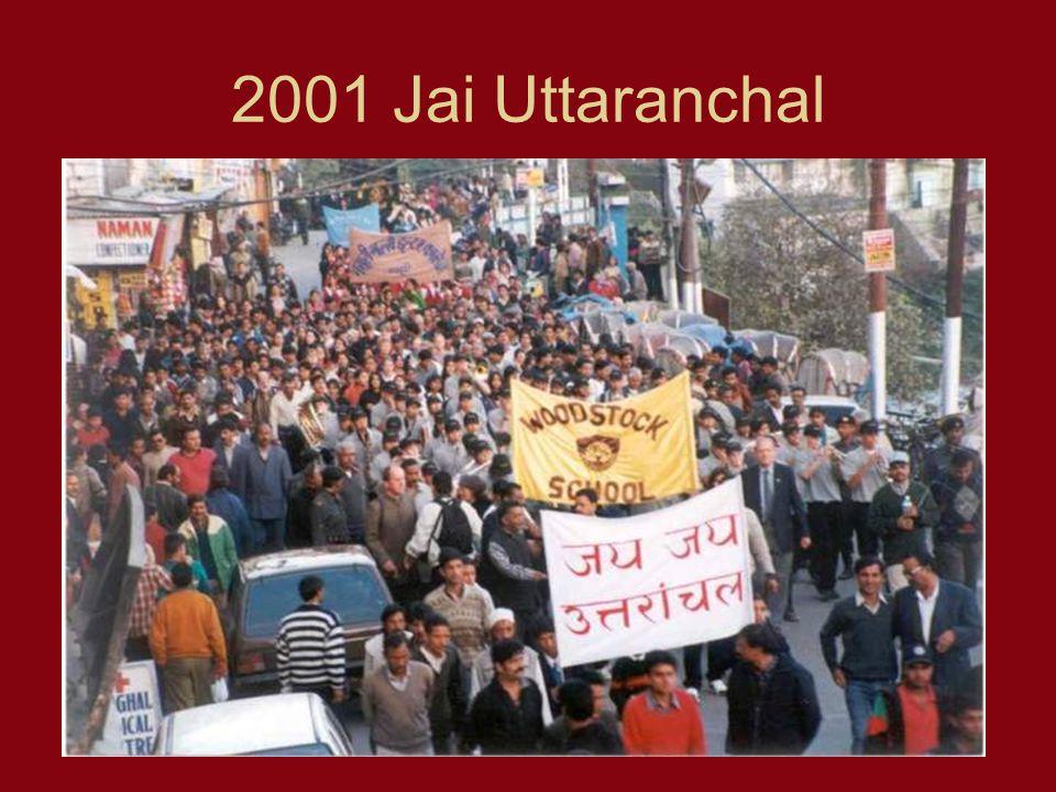 2001 Jai Uttaranchal
