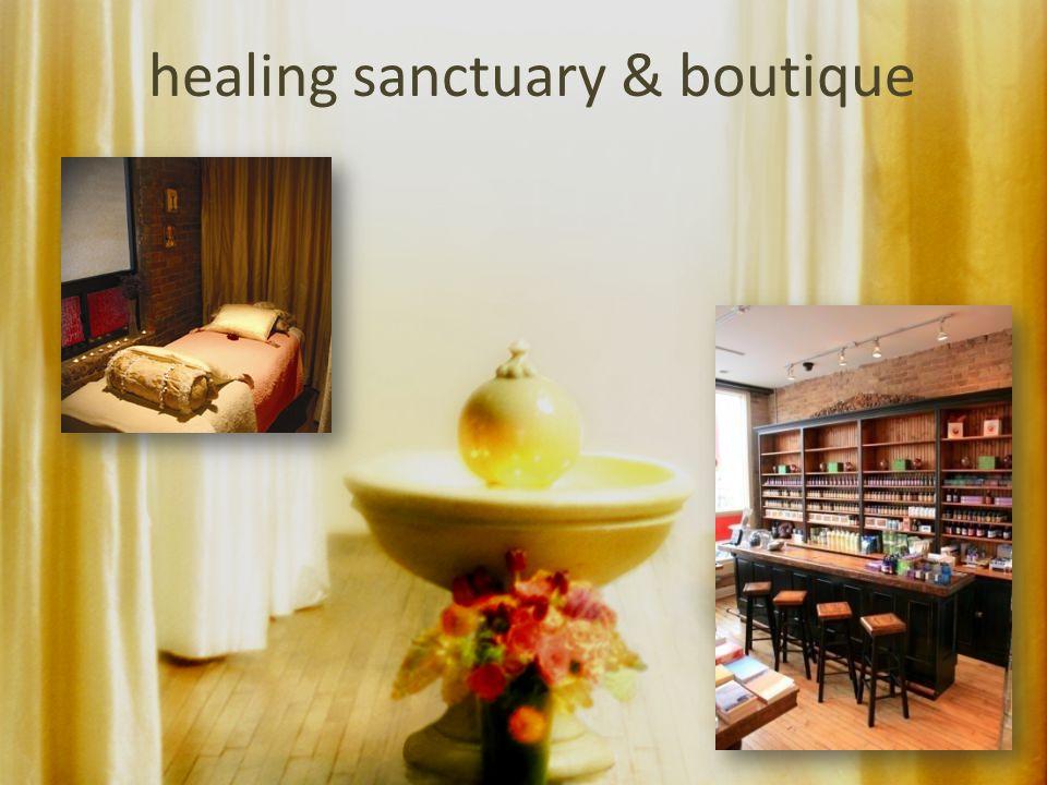 healing sanctuary & boutique