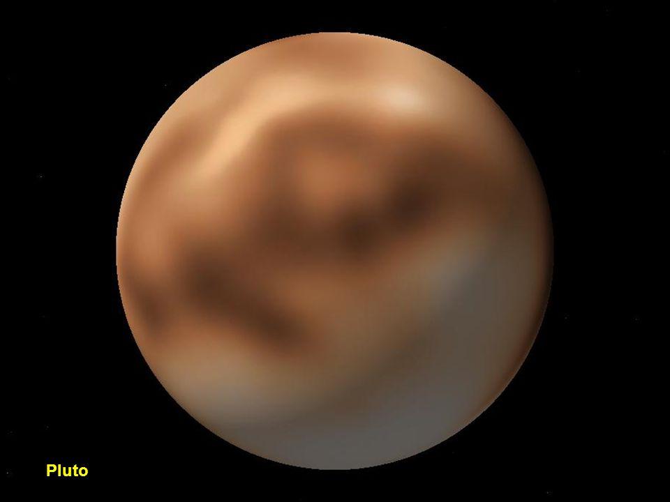 Neptunes orbit with Nereid and Triton
