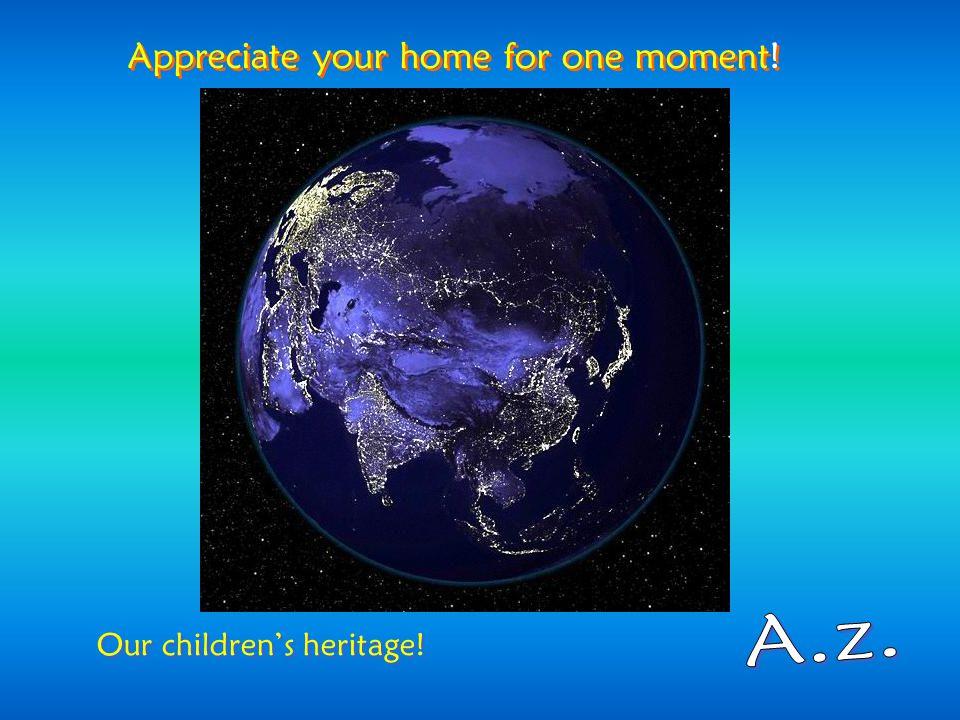 Wonderful Blue Planet! Wonderful Blue Planet!