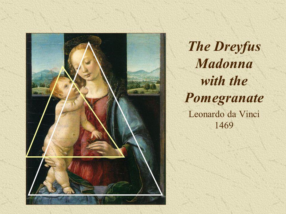 The Dreyfus Madonna with the Pomegranate Leonardo da Vinci 1469