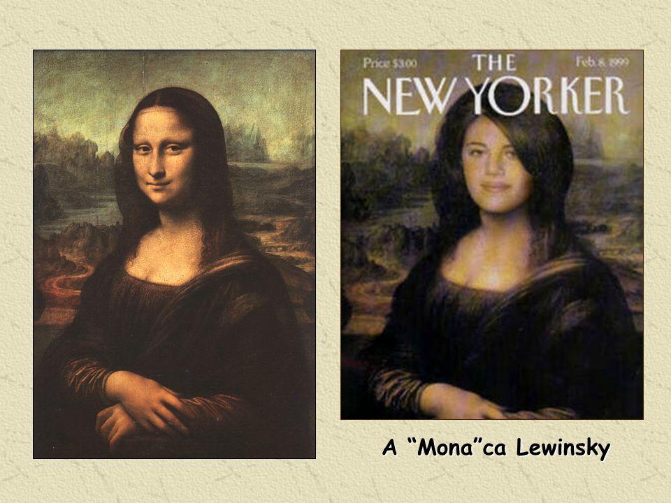 A Monaca Lewinsky