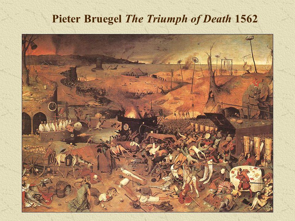 Pieter Bruegel The Triumph of Death 1562