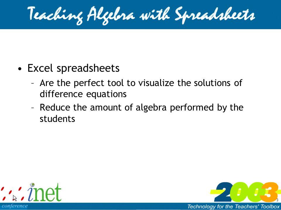14 Exponential Models P(n+1) - P(n) = k P(n) P(n+1) = (1+k) P(n) Spreadsheet