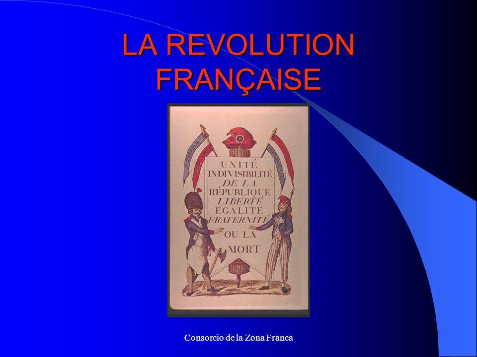 Consorcio de la Zona Franca LA REVOLUTION FRANÇAISE