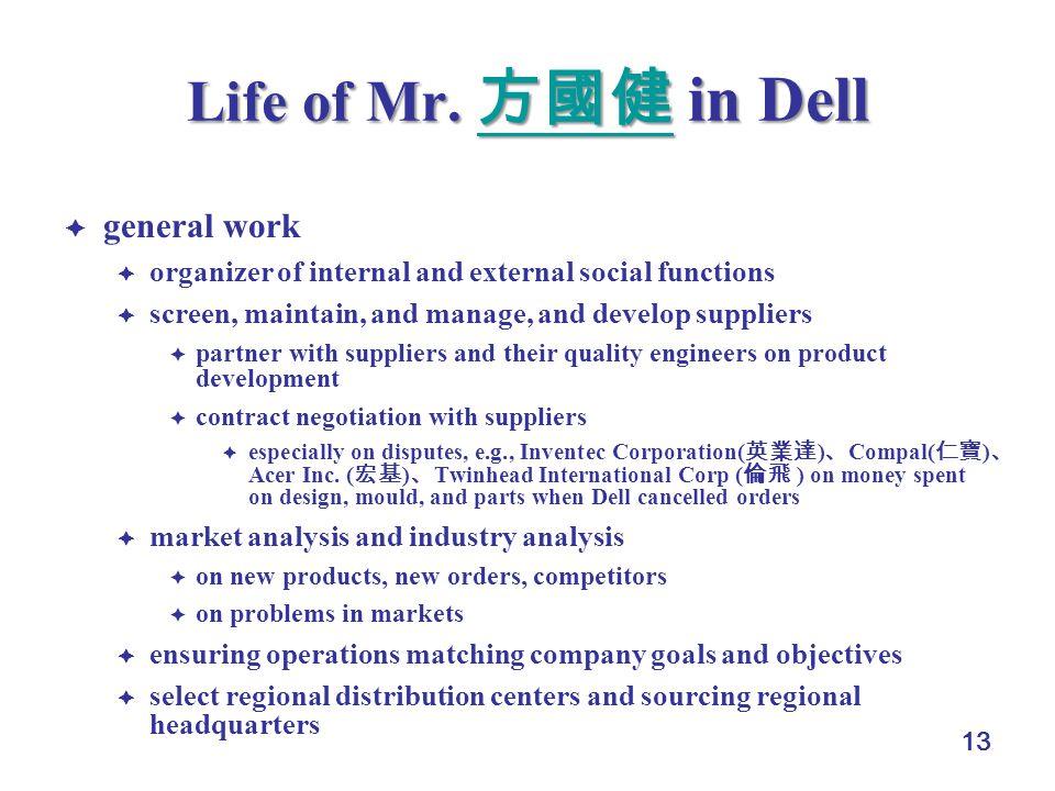 13 Life of Mr.