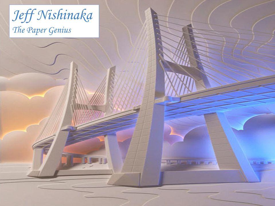 Jeff Nishinaka The Paper Genius