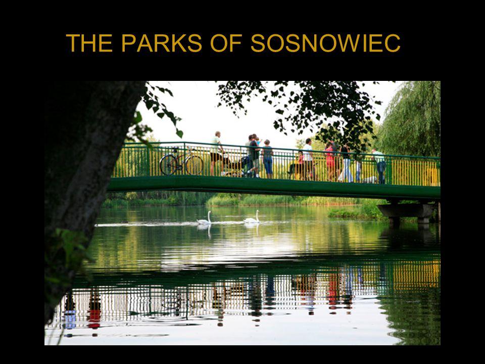 THE PARKS OF SOSNOWIEC