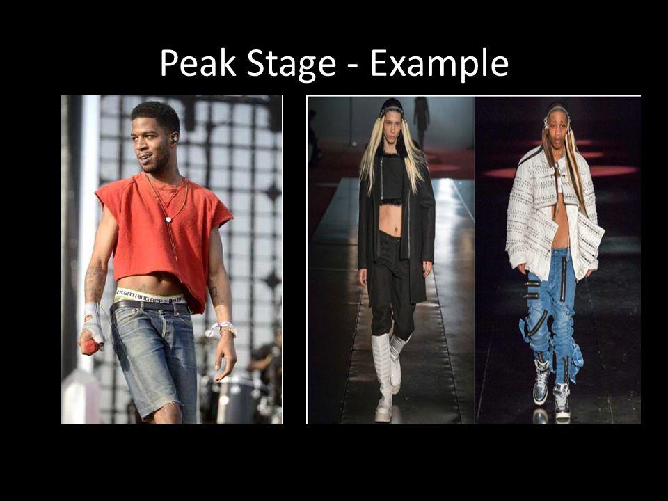 Peak Stage - Example