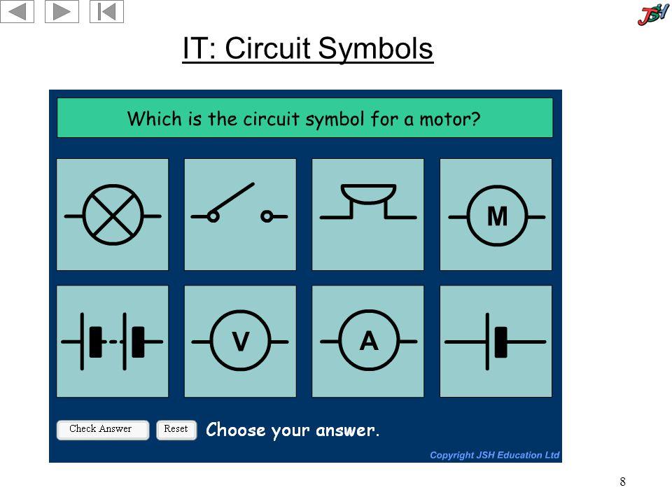 8 IT: Circuit Symbols