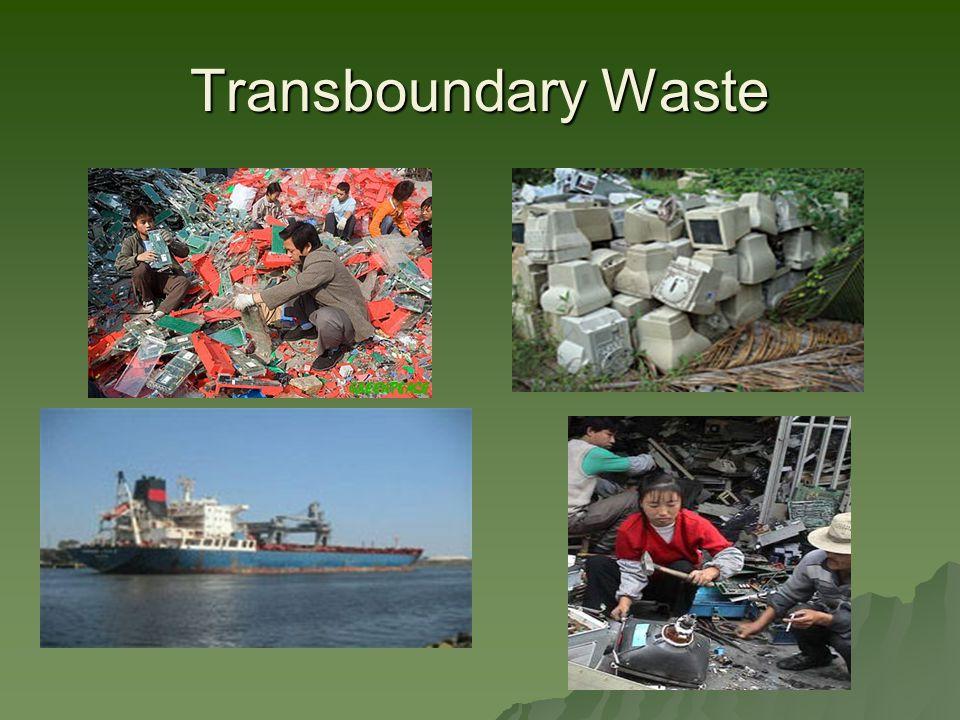 Transboundary Waste