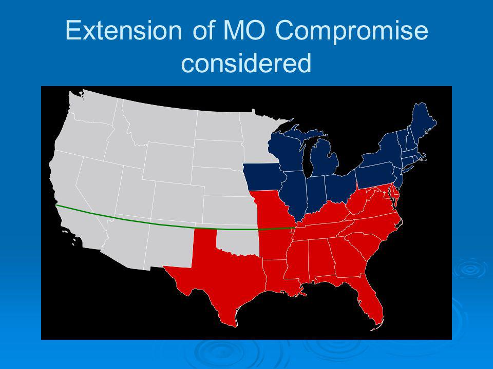 Extension of MO Compromise considered