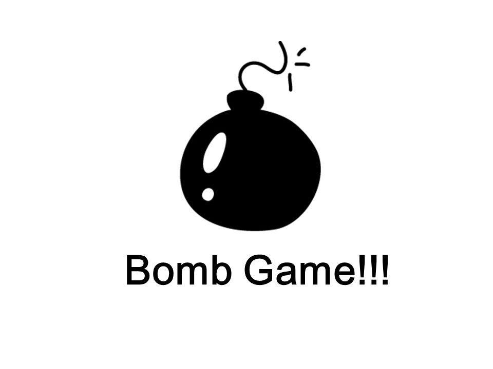 Bomb Game!!!