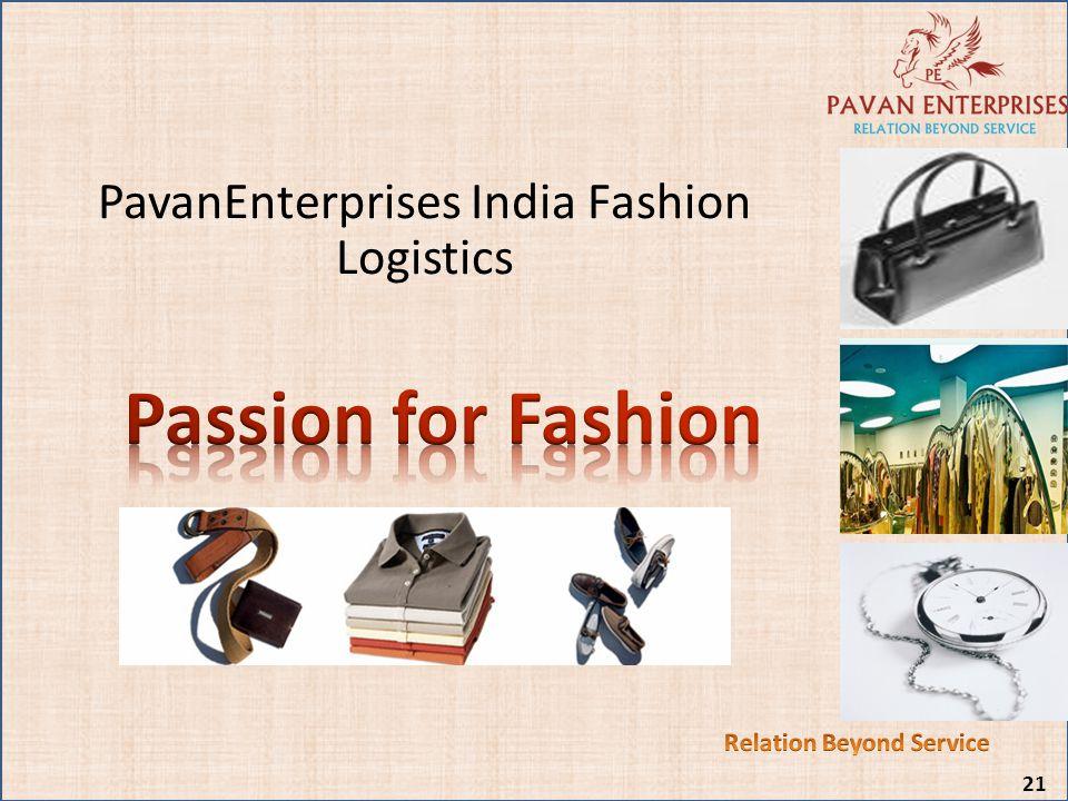PavanEnterprises India Fashion Logistics 21