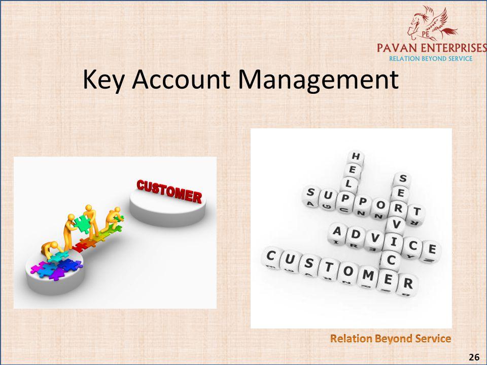 Key Account Management 26