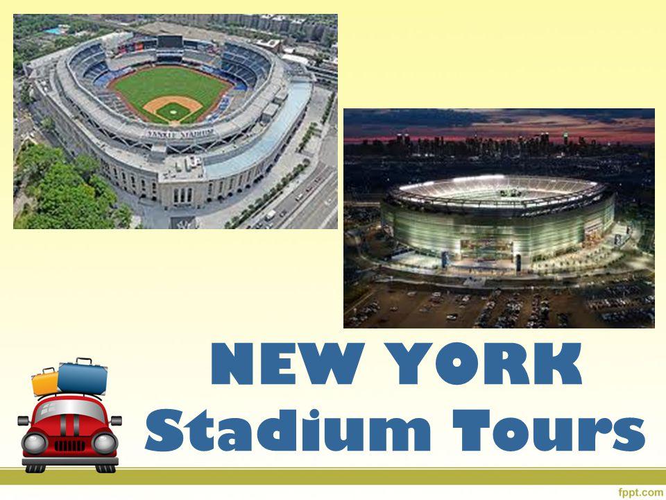 NEW YORK Stadium Tours