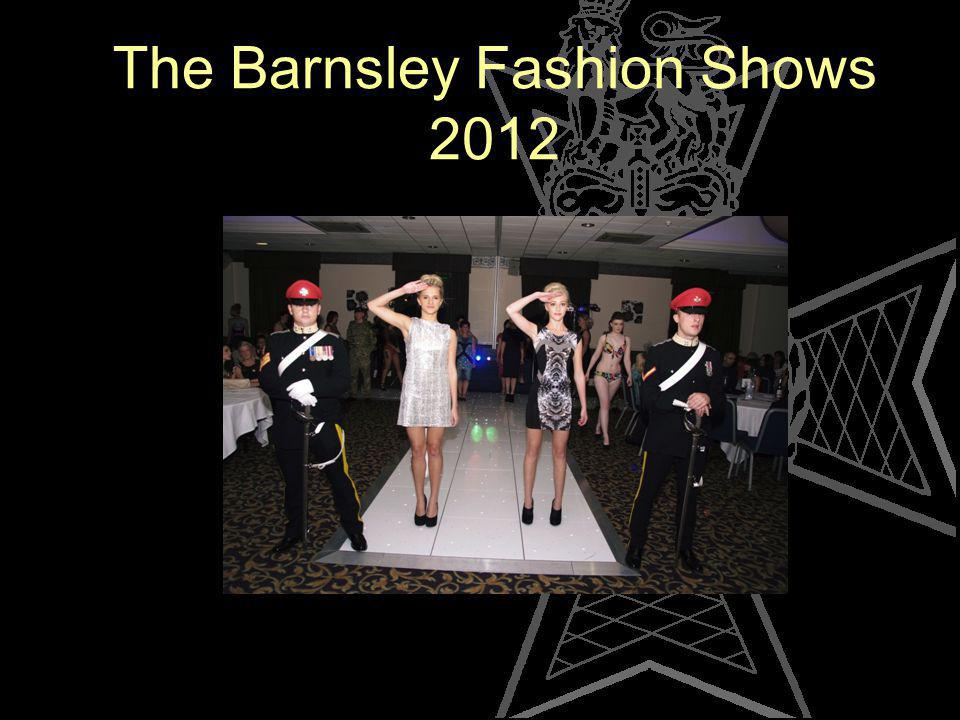 The Barnsley Fashion Shows 2012