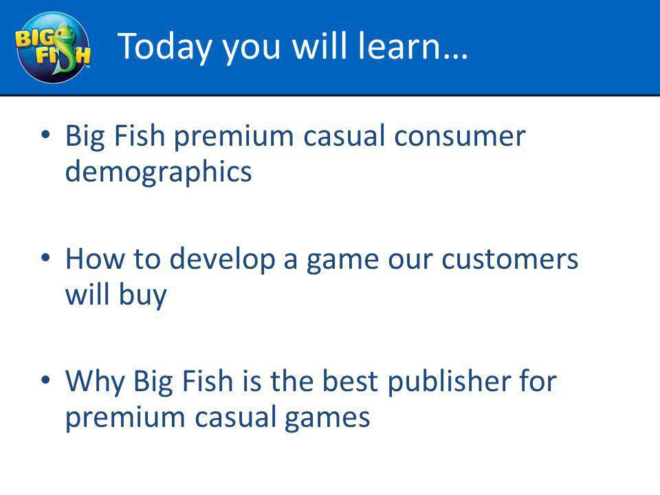 Who is Big Fish.