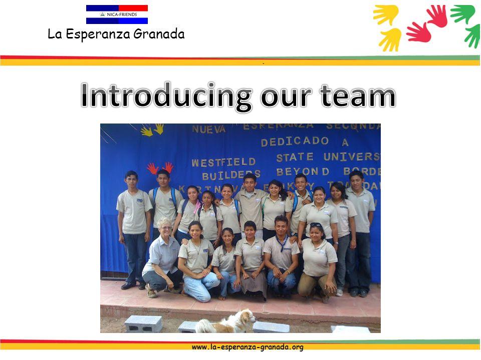 La Esperanza Granada www.la-esperanza-granada.org