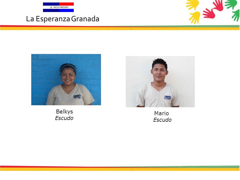 Belkys Escudo Mario Escudo La Esperanza Granada
