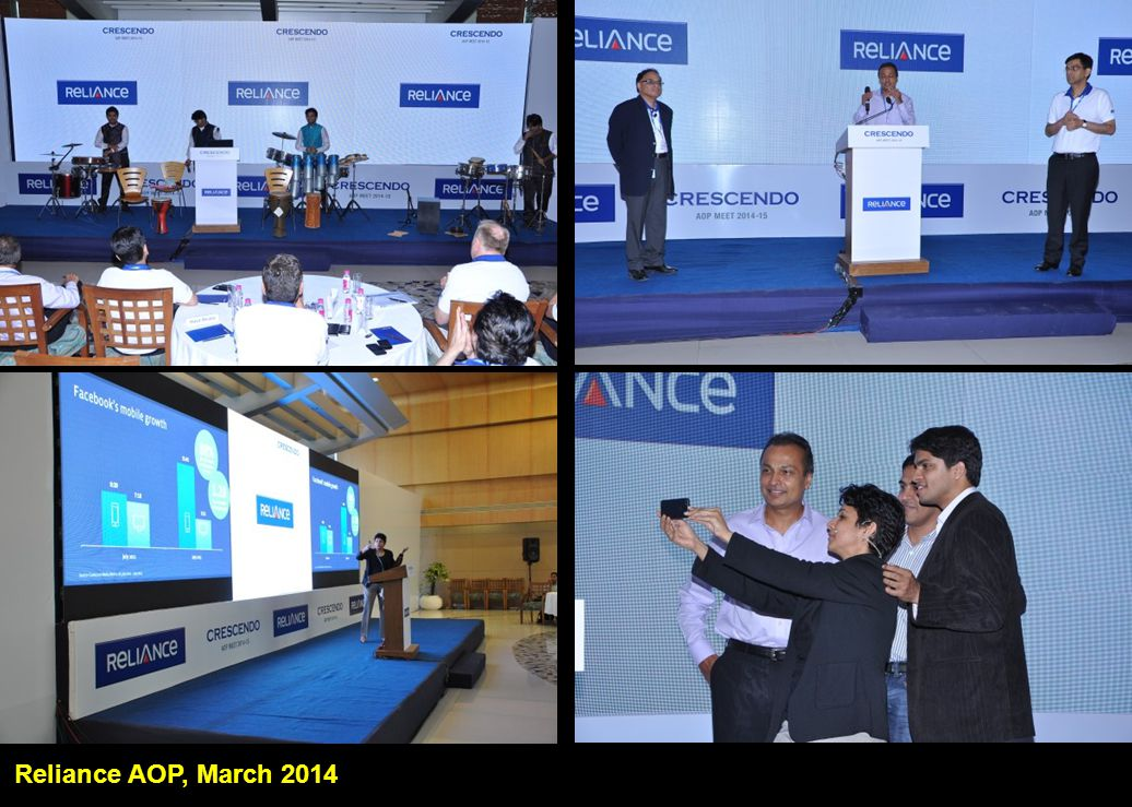Rcom Marketing meet – 15 th Sep 2010 Venue – hermitage