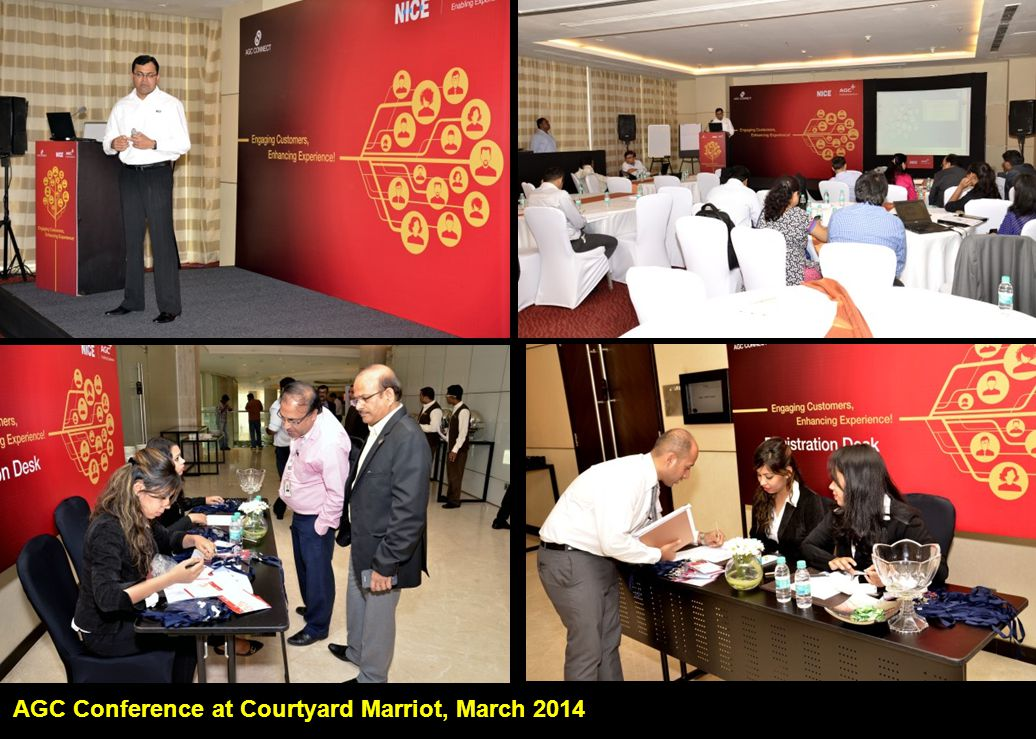 AGC Conference at Courtyard Marriot, March 2014