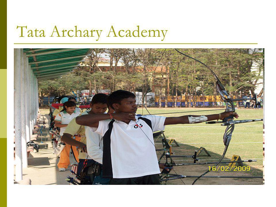 Tata Archary Academy