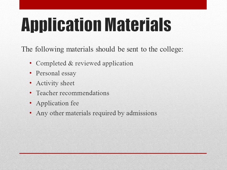 The following materials should be returned to your Guidance Counselor: CHSW Release Form (part of Diploma Form) Student Questionnaire Activity Sheet or Resume Copy of college essay(s): optional but highly recommended CHSW Senior Official Transcript Request Form Stamped envelope addressed to the college (if necessary) Hold mid-year reports until first semester is completed (if necessary)