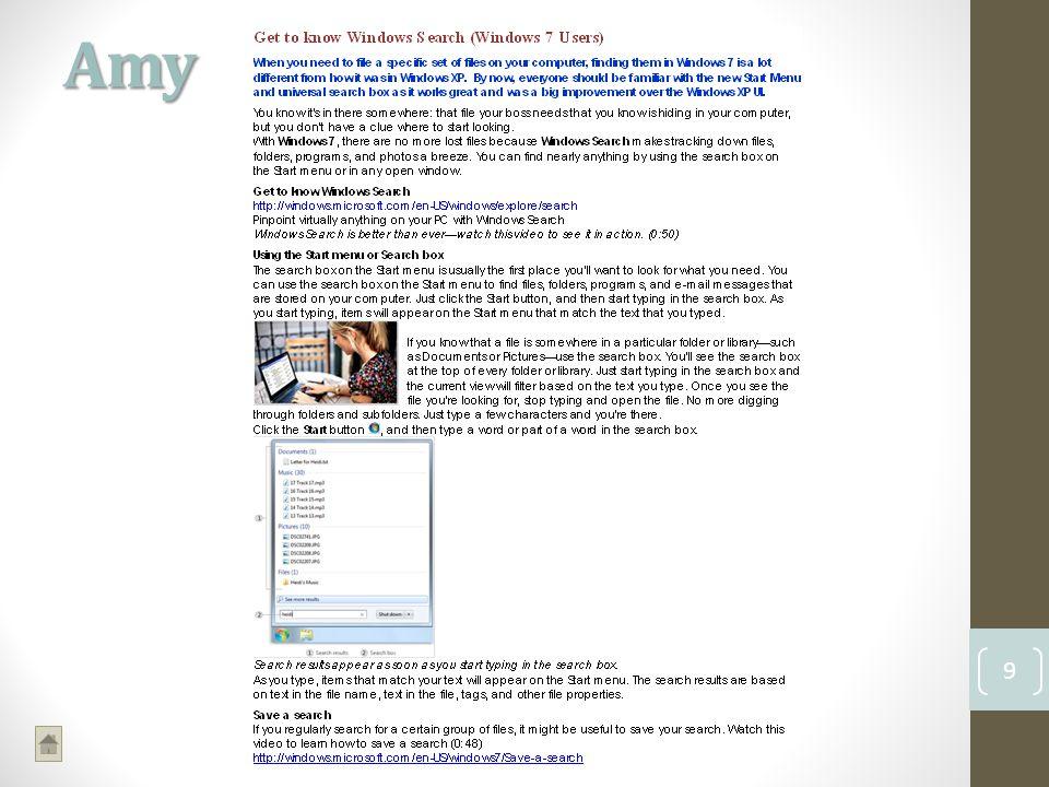 Productivity/ Time Management AutoText - Outlook 2010 Salli 10