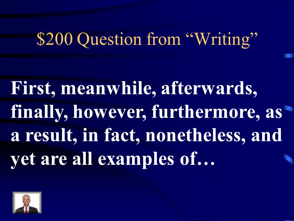 $100 Answer from Writing What is a Concluding or Clincher Sentence?