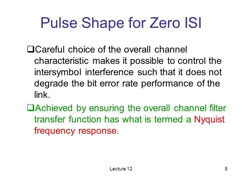 Lecture 1266 Correlation vs.