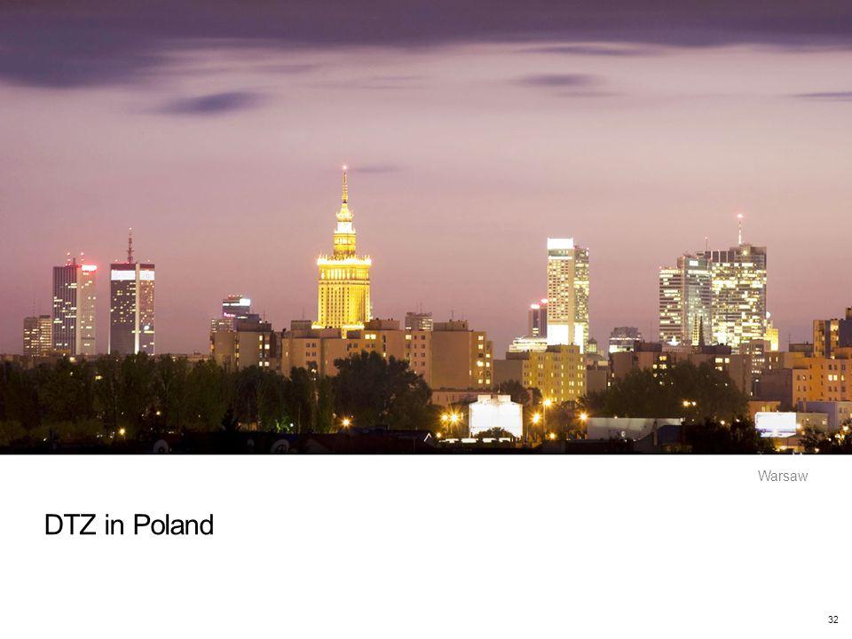 DTZ in Poland Warsaw 32