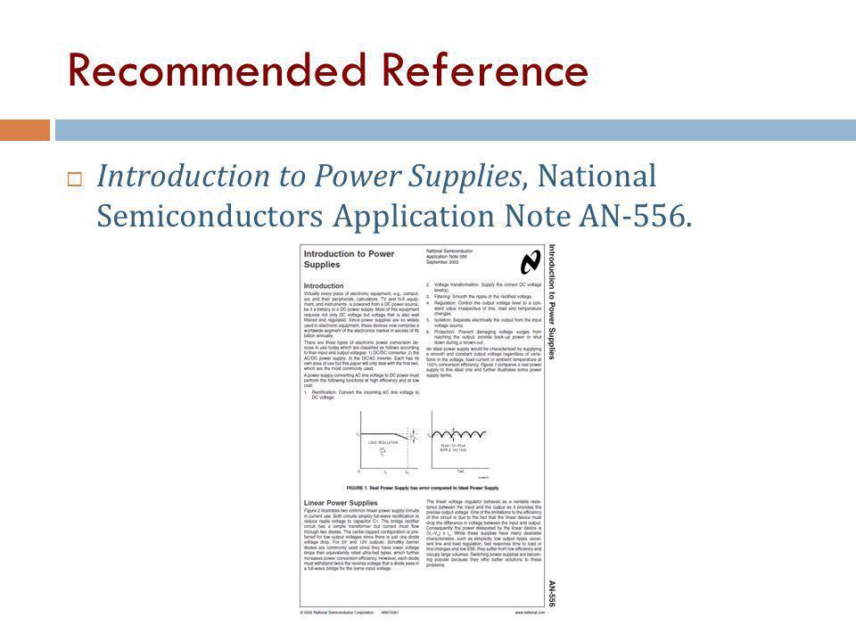 Prof. Yasser Mostafa Kadah – www.k-space.org BASIC ELECTRONICS PART 2: POWER SUPPLY DESIGN