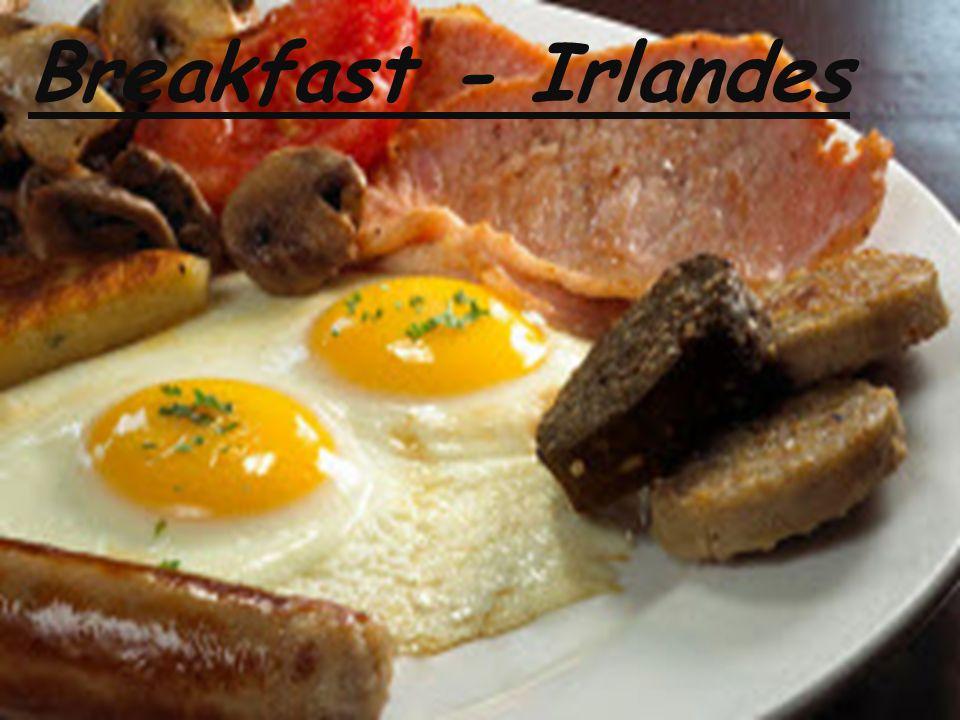 Breakfast - Irlandes