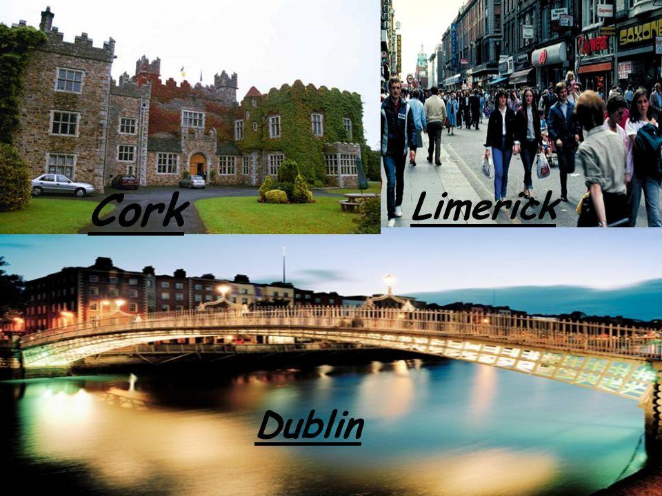 Dublin Cork Limerick
