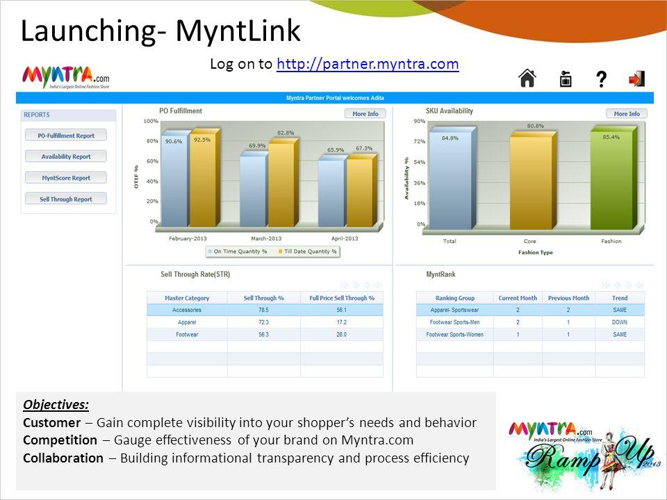 MyntLink Reports