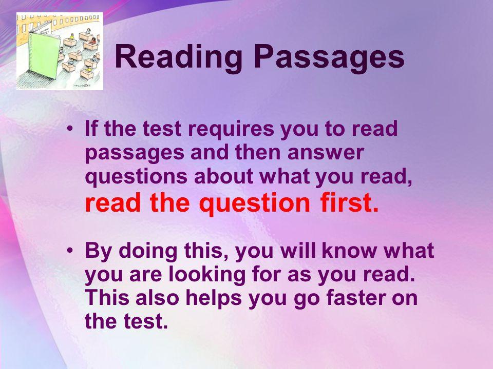 Language Arts Literacy Tips