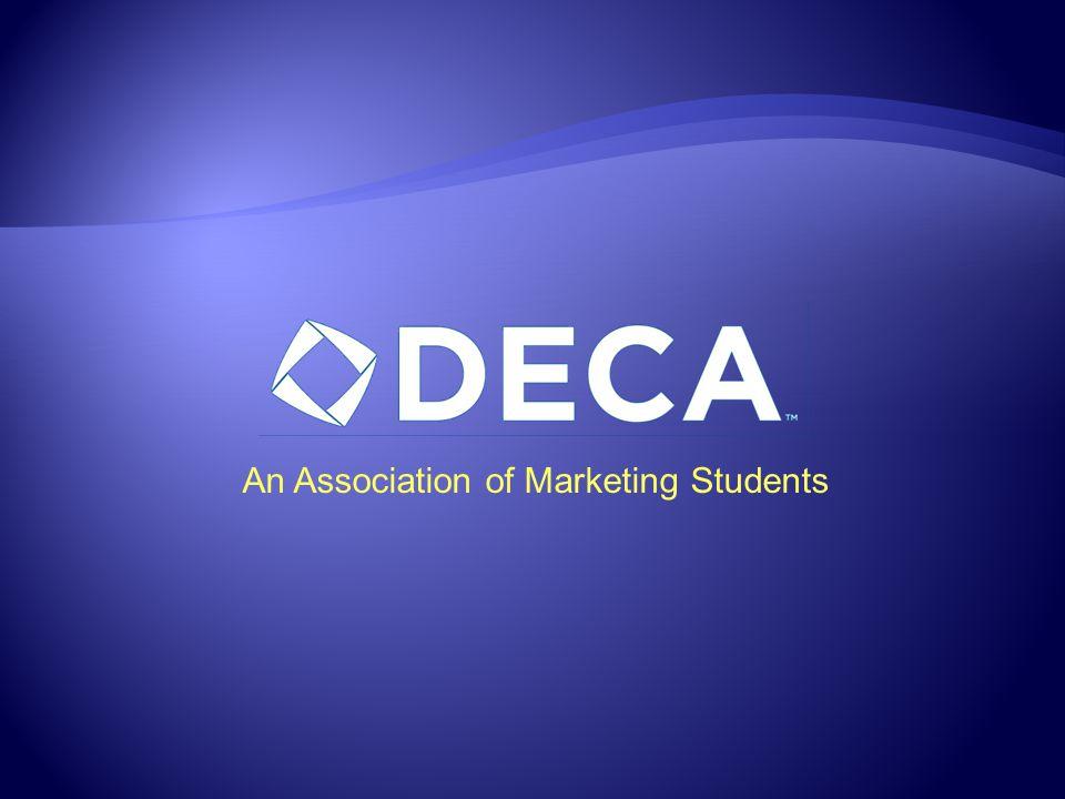 An Association of Marketing Students