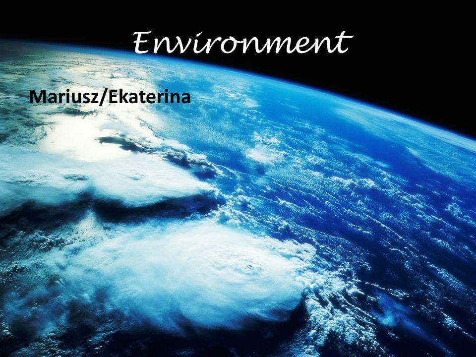 Environment Mariusz/Ekaterina