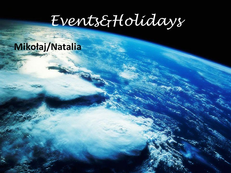 Events&Holidays Mikołaj/Natalia