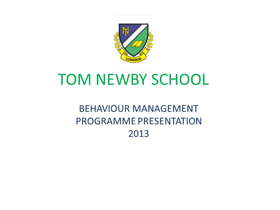 Grade 1-3:Good Behaviour (Tom Newby Tickeys and Smiley Face Stickers) TOM NEWBY TICKEYS MAY BE AWARDED AT A TEACHERS DISCRETION FOR GOOD BEHAVIOUR.