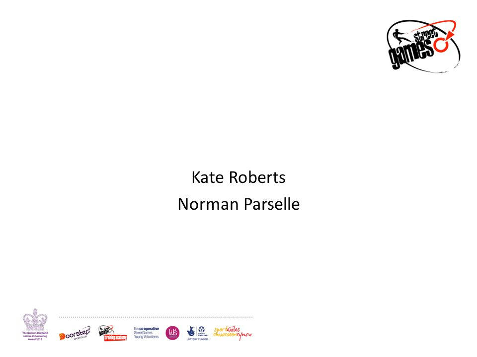 Kate Roberts Norman Parselle
