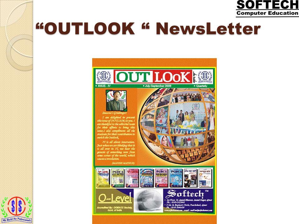 OUTLOOK NewsLetter